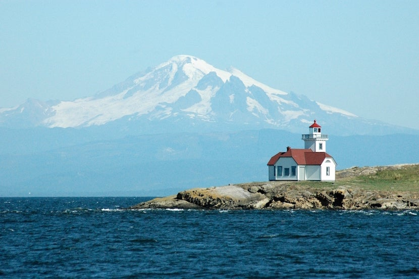 Rugged beauty in the Pacific Northwest. Photo courtesy Shutterstock.