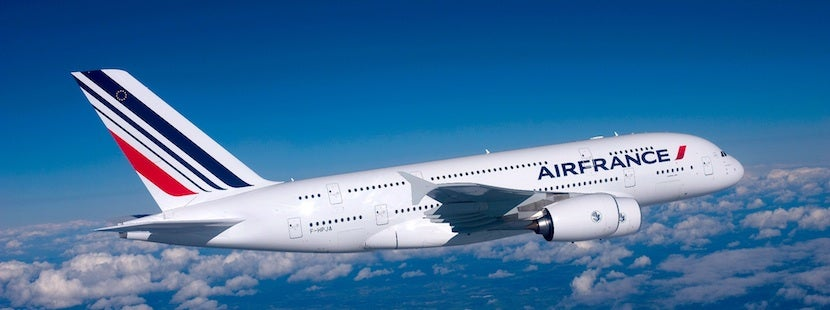 Passengers flying business on Air France can earn a free overnight stay during stopovers in Paris.