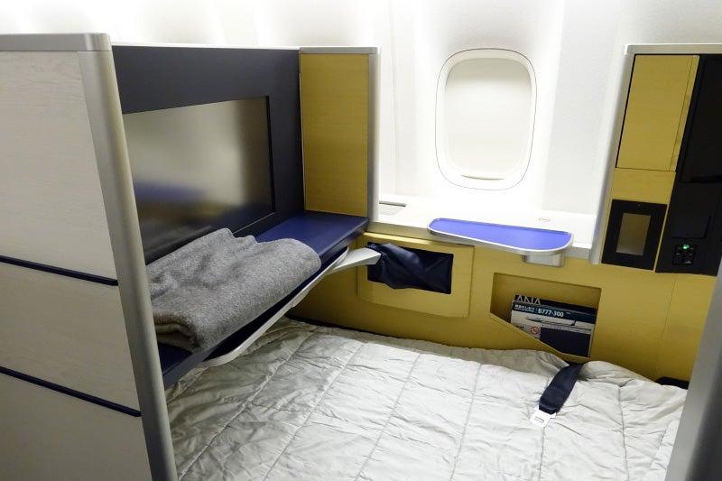 Flight Review Ana 777 300er First Class Tokyo New York