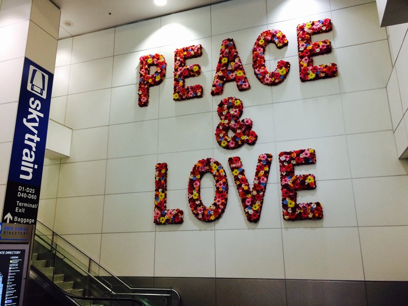 Miami Airport Artwork