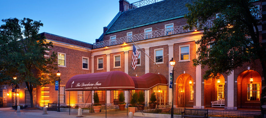 The Dearborn Inn Combines Modern Luxury With Traditional Style Giving You A Unique Hotel At