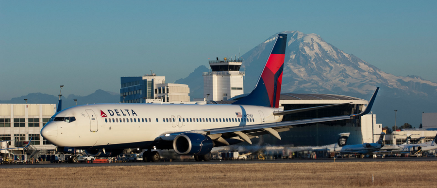Delta's push into Seattle is a direct challenge to Alaska's majority market share.