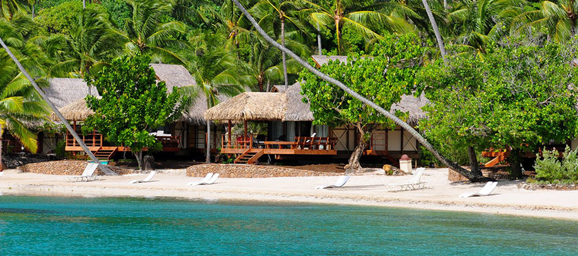 Many Rooms At The Intercontinental Moorea Are Just Steps From Water