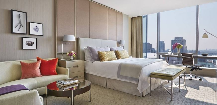 I was able to get the FHR benefits for two rooms I booked at the Four Seasons Toronto