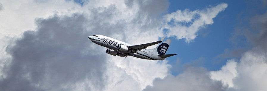 Alaska Airlines will launch  new routes from Seattle in 2015. Photo courtesy of Shutterstock.