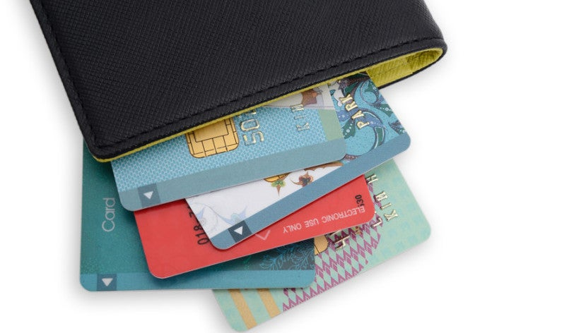 You do a have a few options if you want to earn AA miles buy spending on a credit card. Photo courtesy of Shutterstock.