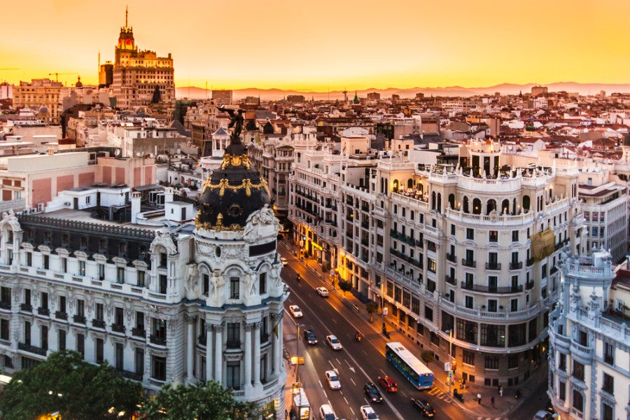 Get $150 off Iberia flights to Spain. Photo courtesy of Shutterstock.