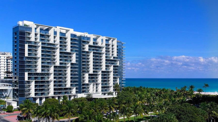Starwood South Beach Miami
