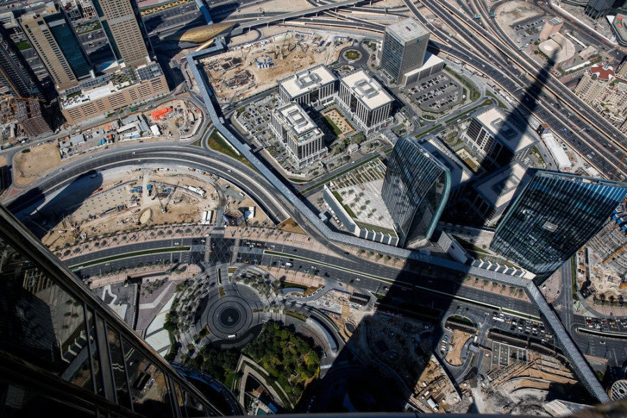 10 Photos Mega Malls Panoramic Views And More In Dubai