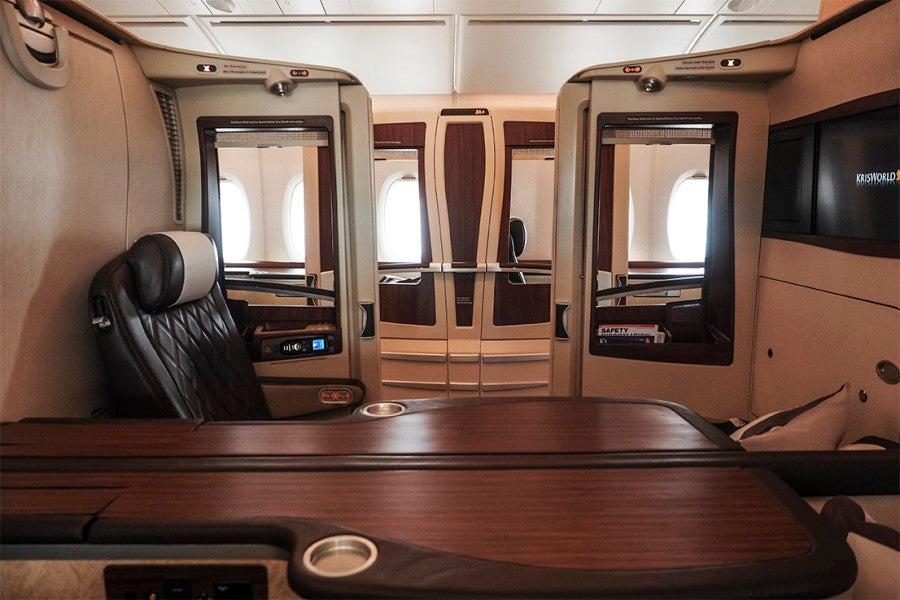 Flight Review: Singapore Airlines A380 Suites Frankfurt-JFK