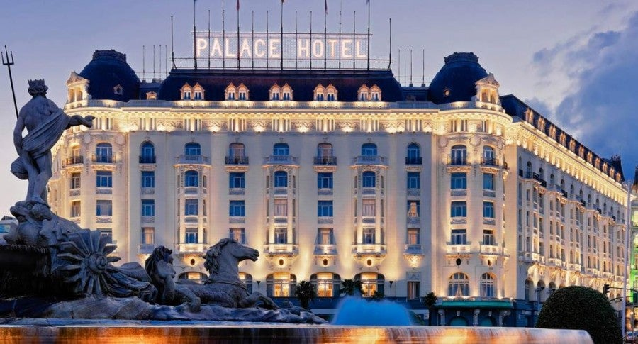 I can now use my SPG Amex with NO foreign transaction fees at some of my favorite properties abroad, like the Westin Palace in Madrid