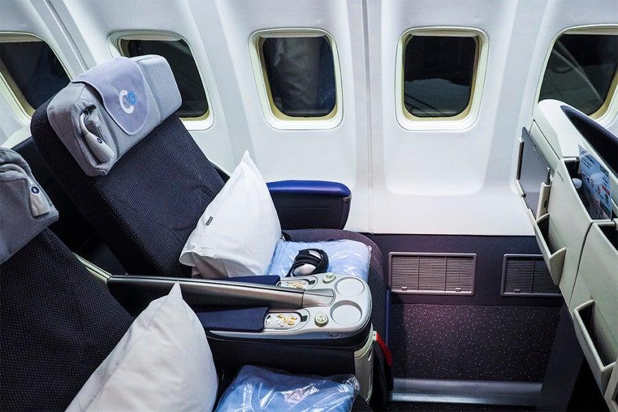 Flight Review La Compagnie Business Class Newark To Paris