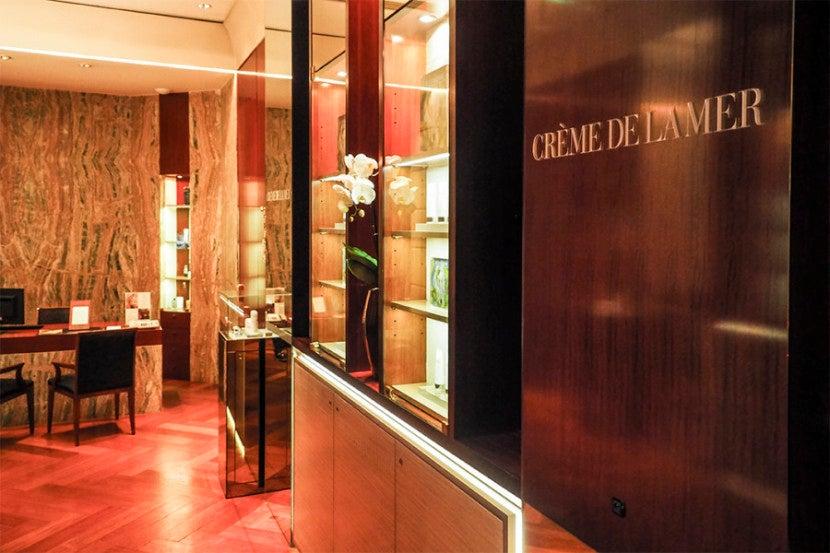 Park Hyatt Paris-Vendôme Creme de la Mer Spa