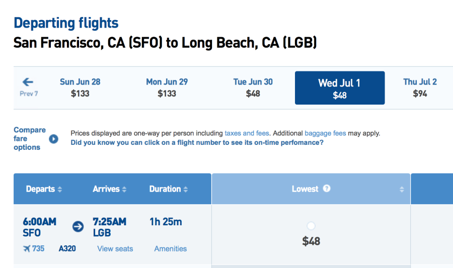 deal alert jetblue fares from 69 this summer. Black Bedroom Furniture Sets. Home Design Ideas