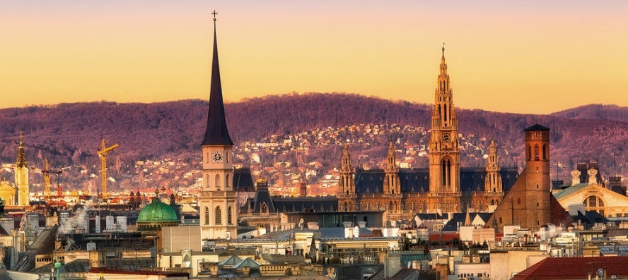 Get 2,000 bonus Avios for European Marriott stays this summer, including several properties in Vienna. Photo courtesy of Shutterstock.