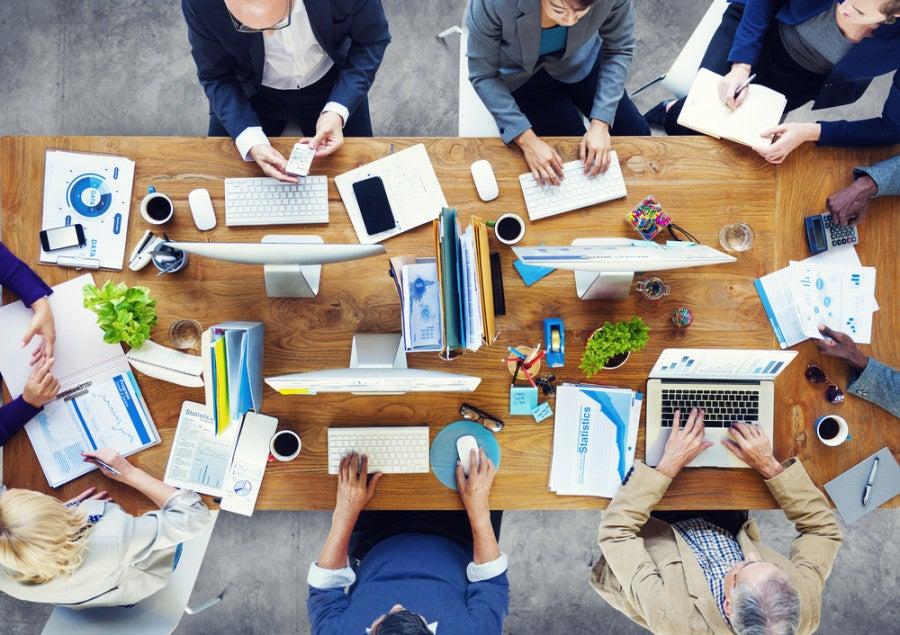Shutterstock Office