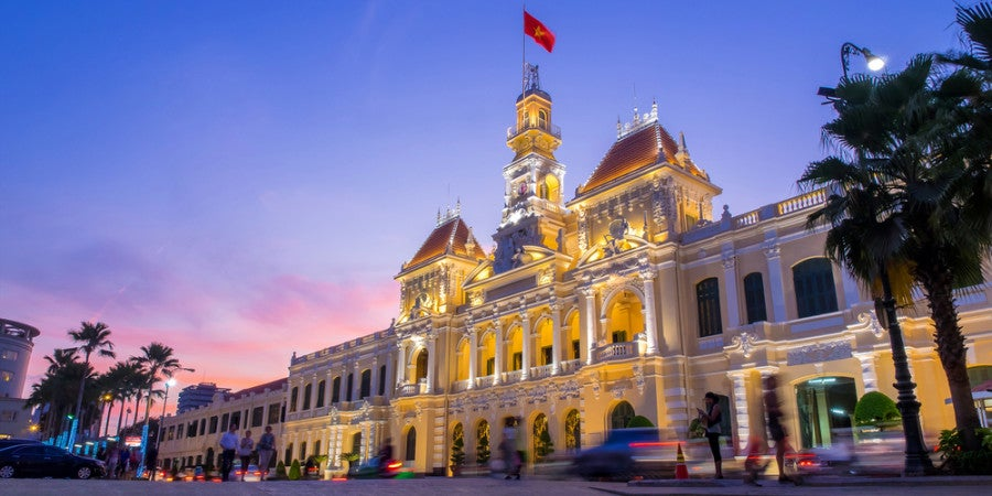 Saigon Featured