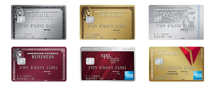 Choosing the Right Amex Small Business Card