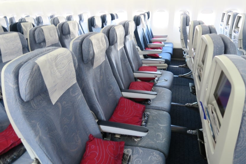 Flight Review Economy On Air China S New 747 8 Sfo Pek
