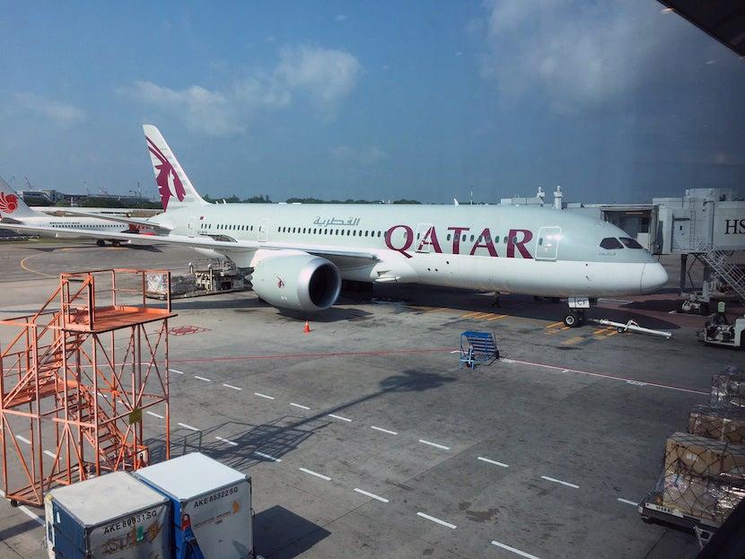 Flight Review: Qatar Airways 787-8 Business Class, SIN-DOH