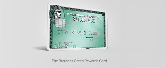 Choosing the right amex small business card the amex business green rewards card doesn reheart Image collections