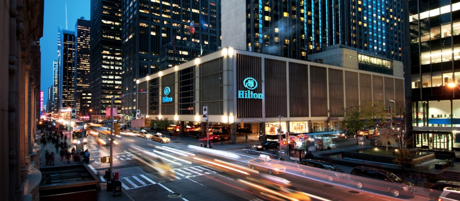The New York Hilton Midtown puts you right in the middle of the city that never sleeps.