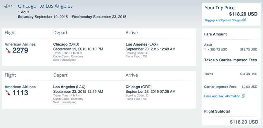 <strike>$128 rt SFO/LAX to Boston</strike> — GTFO Flights