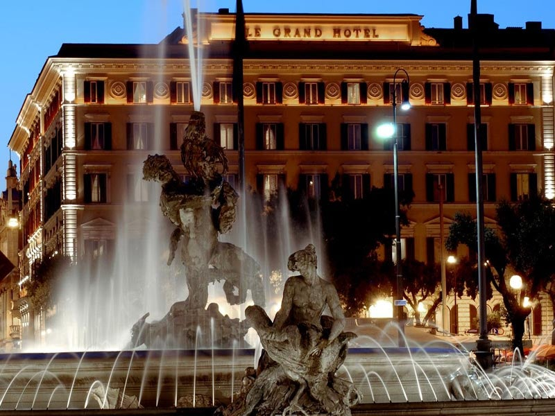 Hotels in city center rome italy Newatvsinfo