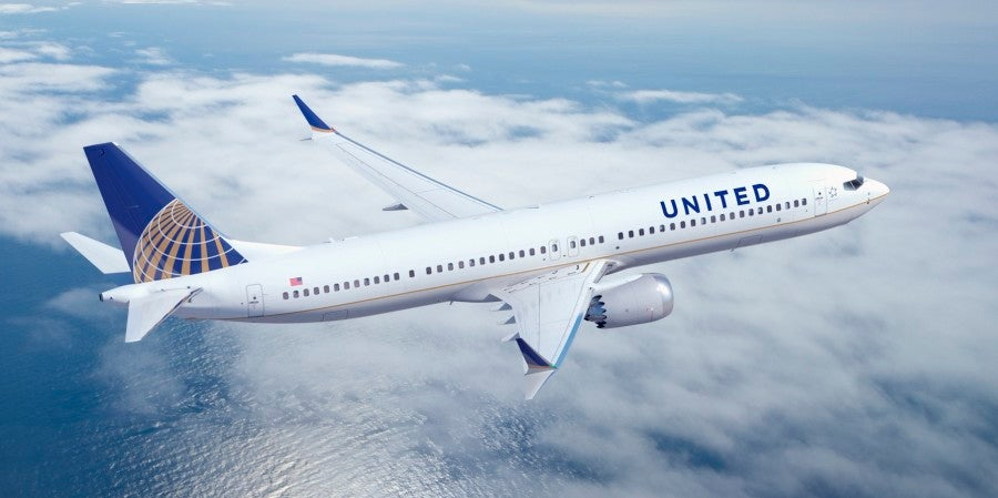 Join MyPoints and earn up to 1,750 free miles on United. Photo courtesy of United.