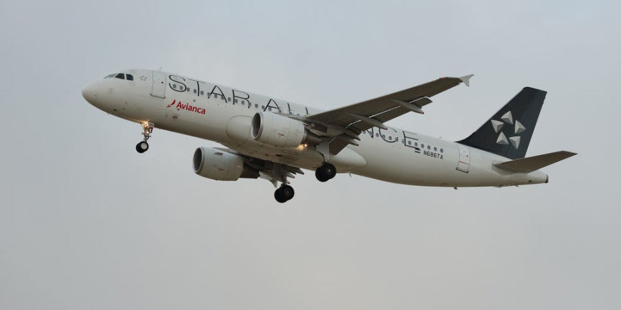Avianca Star Alliance Feat