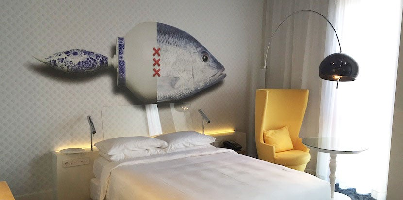 Andaz-Amsterdam-bed