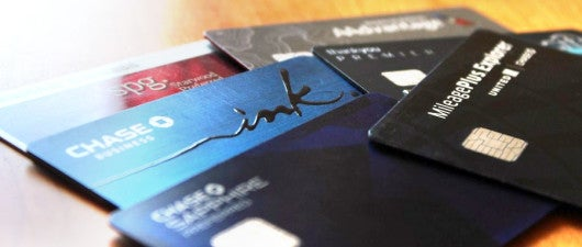 There are plenty of great cards with annual fees under $100, which is ideal when you're just starting out.