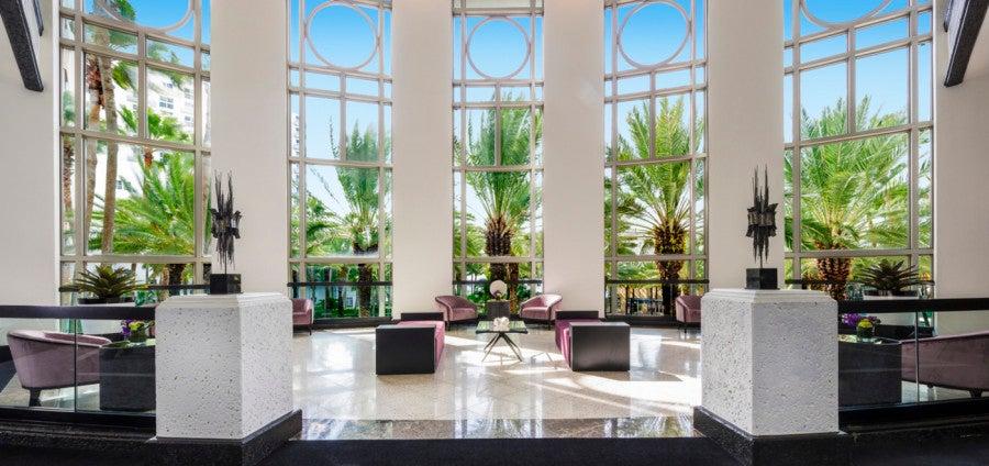 Loews Miami Beach conference room