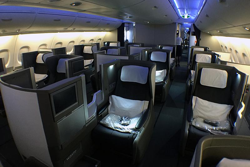 Flight Review British Airways A380 Club World Dc London