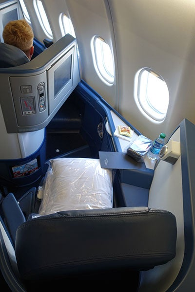 Flight Review: A330 Delta One (Business)