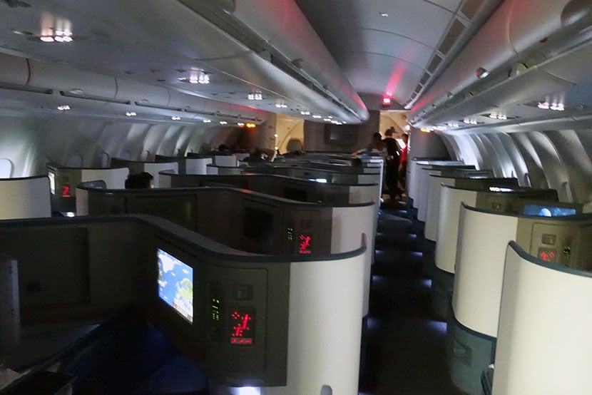 Comparing Domestic Business And First Class Delta Air Lines