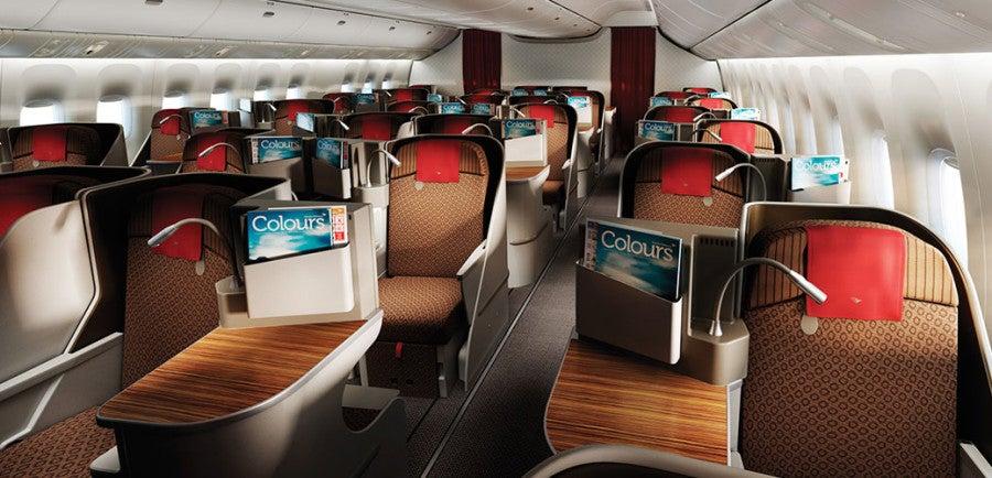 Garuda Indonesia Business Class Featured