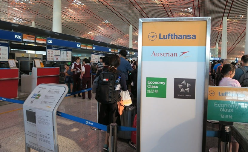 Flight Review: Lufthansa A380 Economy, Beijing to Frankfurt