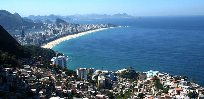 With the Olympics in August, this is the year to get down to Rio.