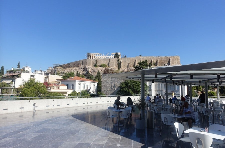6 tips for visiting the acropolis