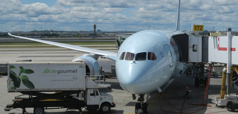 One year of earning and burning with the td aeroplan visa the aeroplan visa can unlock redemptions on air canadas new 787 dreamliner colourmoves