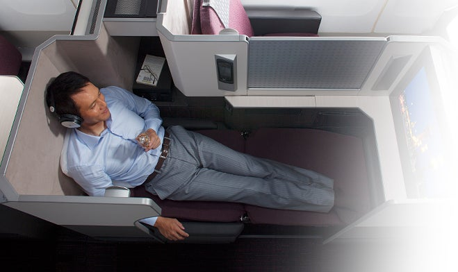 9 Business Class Award Seats Available On Jal S New 787