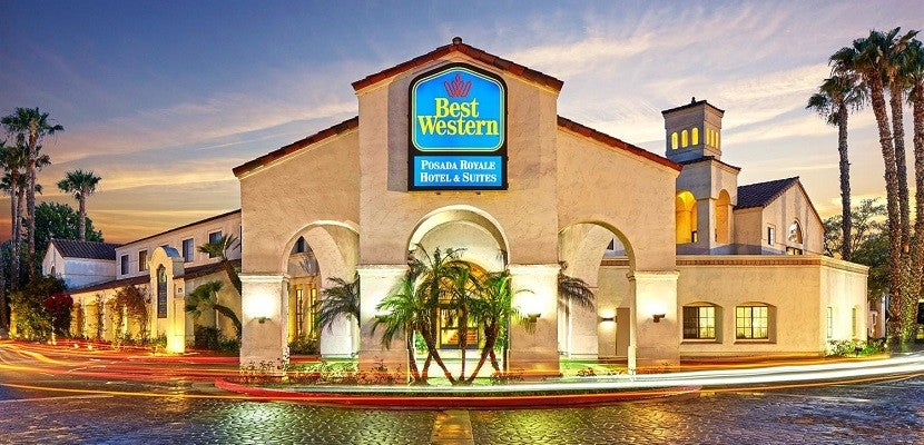 Best Western Posada Royale hotel featured