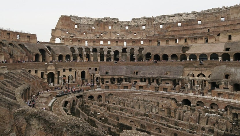 Check out Rome's Coliseum, like TPG Contributor Katie Genter did during her recent Europe trip