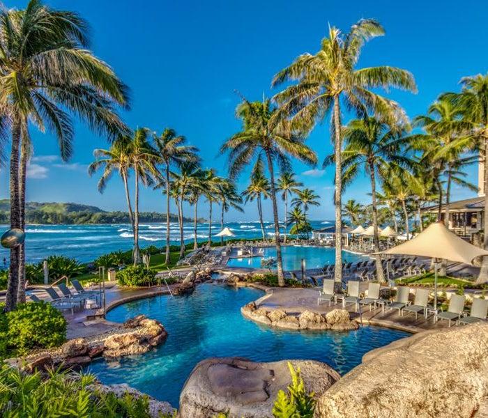 Hawaii's Most Amazing Hotel Pools