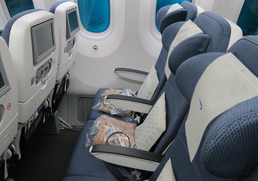 Flight Review British Airways 787 8 In Economy Lhr Aus
