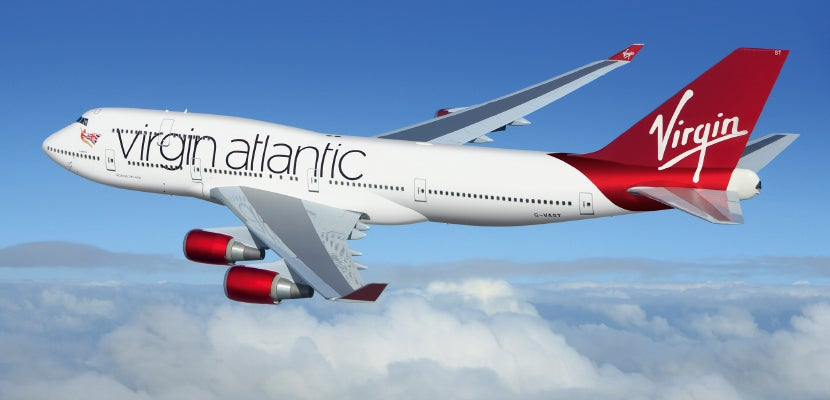 Virgin Atlantic gave an in-flight baby free flights until the age of 21.