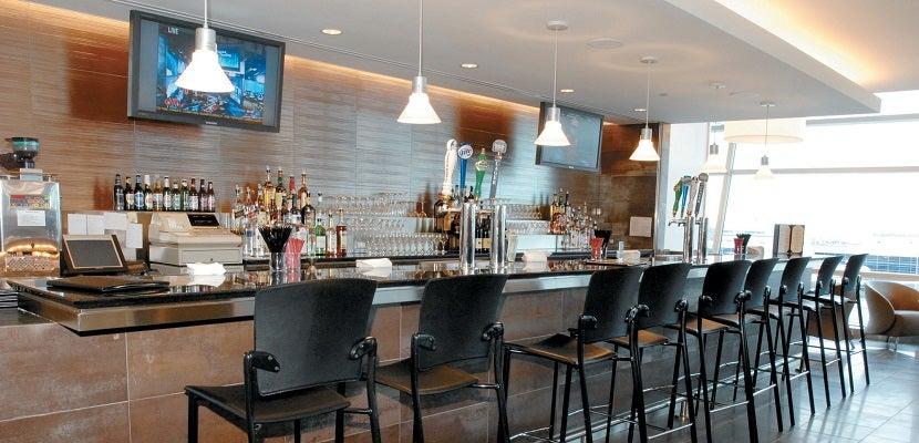 Admirals Club lounge featured
