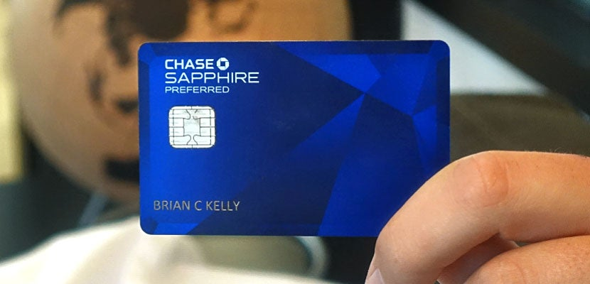 Sign up for the Chase Sapphire Preferred card and get 50,000 bonus points.