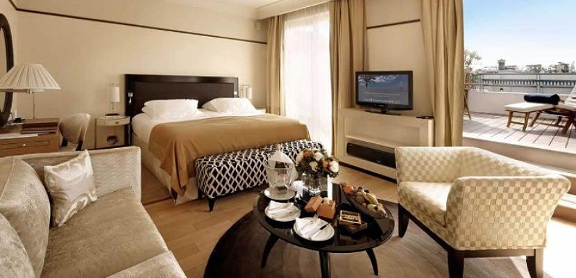 Hyatt Cannes Suite Featured